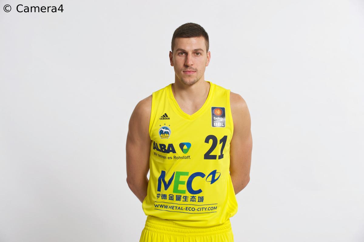 Schwere Verletzung bei Dragan Milosavljevic