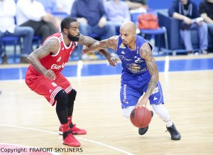 FRAPORT SKYLINERS - FCBB - KC Rivers - Jordan Theodore