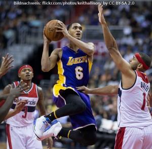 Los Angeles Lakers - Jordan Clarkson
