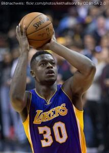 Los Angeles Lakers - Julius Randle