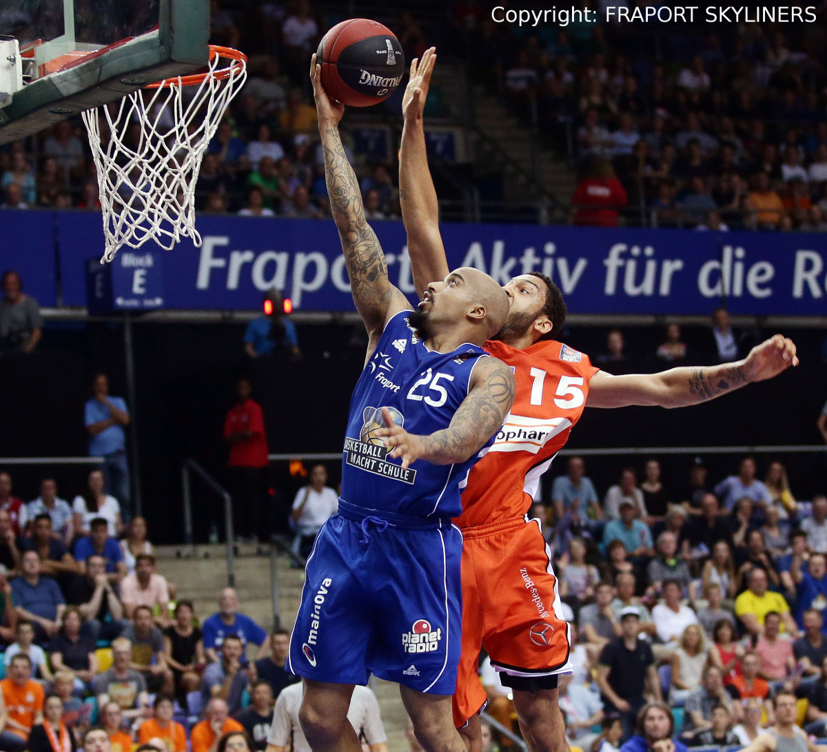 Ex-BBL-Star Jordan Theodore vor Wechsel in die EuroLeague