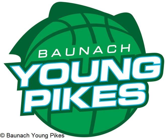 Dauerkartenverkauf der Baunach Young Pikes gestartet