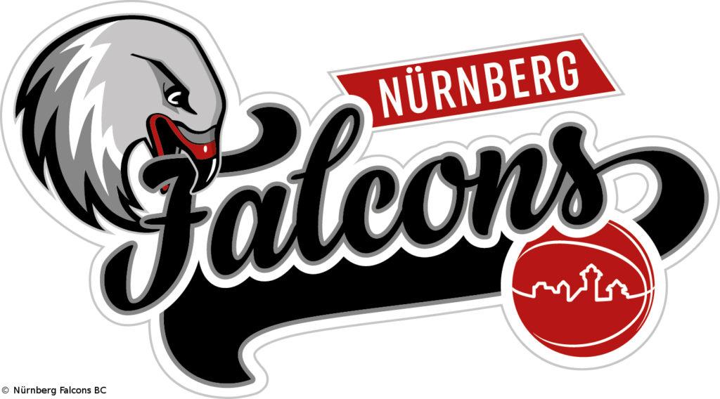 Logo - Nürnberg Falcons BC