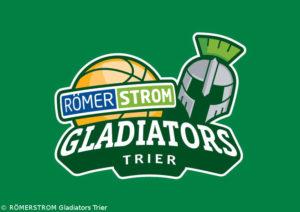 Logo - RÖMERSTROM Gladiators Trier