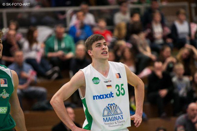 ProB-Aufsteiger Coburg sichert sich Matthias Fichtner