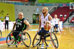 RBBL - BG Baskets Hamburg - Choudhry Ghazian