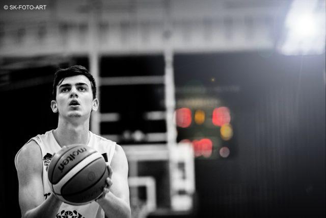 Auszeit: Tibor Taras zieht sich vom Profi-Basketball zurück