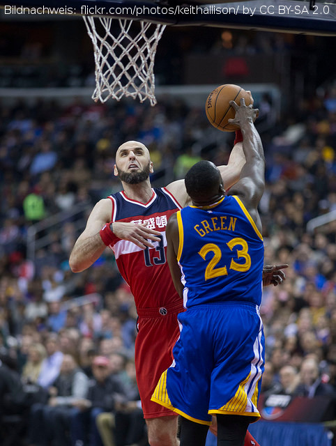 NBA belegt Draymond Green mit saftiger Geldstrafe
