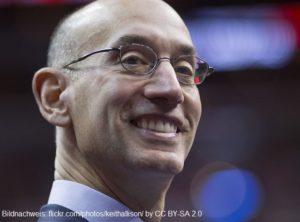 Adam Silver - NBA Comissioner