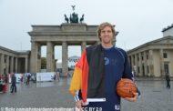 Dirk Nowitzki wird WM-Botschafter