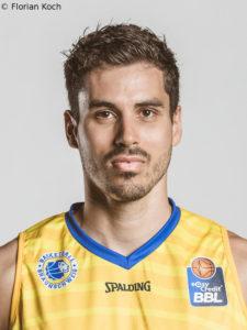 Basketball Löwen Braunschweig - Nicolai Simon