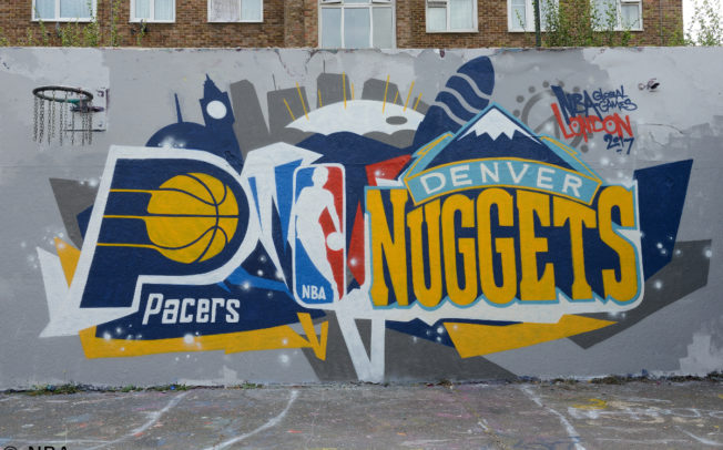 NBA Global Games London – Entertainment in bester Form