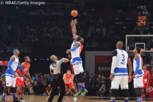 US - Action - NBA ALL-Star Game 2