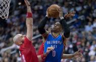 Hiobsbotschaft für Westbrook und die Thunder