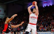 NBA-Flair bei Brose Bamberg