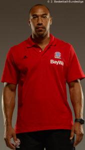 DE - Portrait - FC Bayern Basketball II - Greene 1