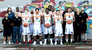 DE - Teamfoto - Itzehoe Eagles
