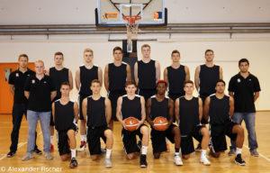DE - Teamfoto - Weißenhorn Youngstars 2016-2017