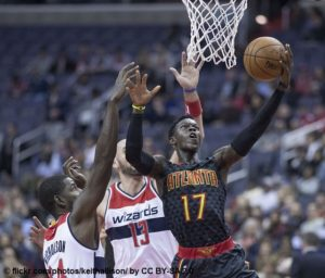 Dennis Schröder - USA - Action - Atlanta Hawks
