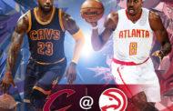 NBA Match der Woche – Atlanta Hawks vs Cleveland Cavaliers