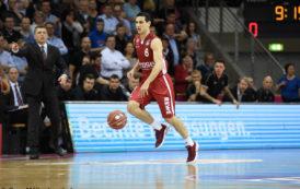 Meilenstein für Bambergs Zisis in der Euroleague
