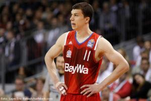 DE - Action - FC Bayern Basketball - Vladimir Lucic