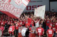 Der Sieggarant: Nikos Zisis adelt Bamberger Fans