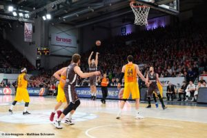 Europa - EuroLeague - Brose Bamberg vs. FC Barcelona