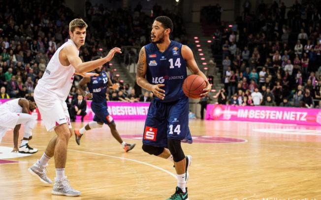 BBL-Veteran Ivan Elliott in die 2. Basketball-Bundesliga
