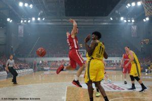 DE - Brose Bamberg vs. EWE Baskets Oldenburg - BBL - Finale Spiel 1
