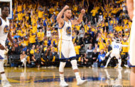 Warriors stehen in den NBA Finals