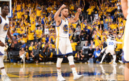 Steph Curry – Erneute Verletzung überschattet Comeback