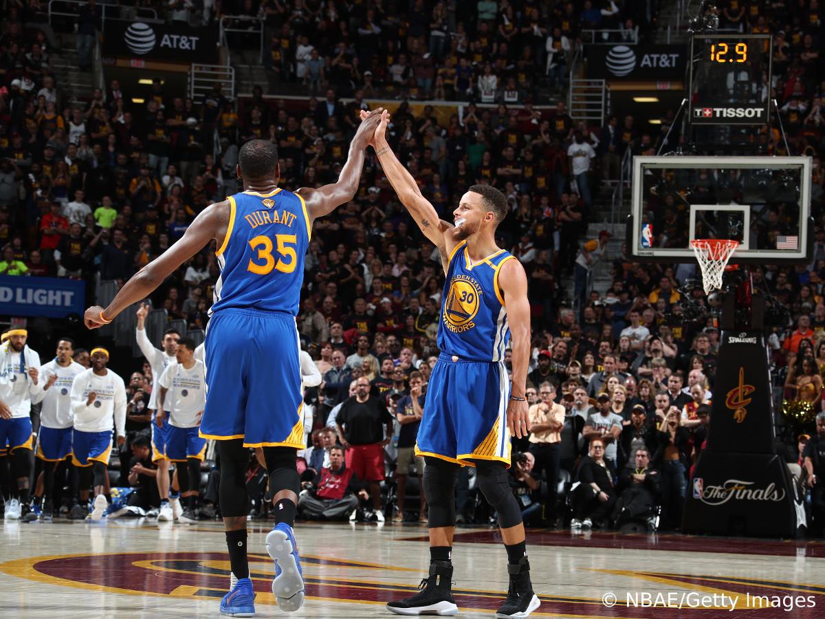 Die NBA Finals liefern die besten Einschaltquoten seit 1998 › BBL Profis
