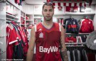 Transfercoup: FC Bayern Basketball verpflichtet Starspieler Jovic
