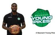 Baunach Young Pikes verstärken sich mit deutschen Power Forward
