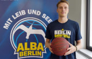 ALBA BERLIN droht Verlust von Marius Grigonis
