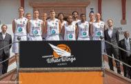 HEBEISEN White Wings Hanau verpflichten Alexander Angerer