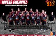 Vertragsauflösung bei den NINERS Chemnitz