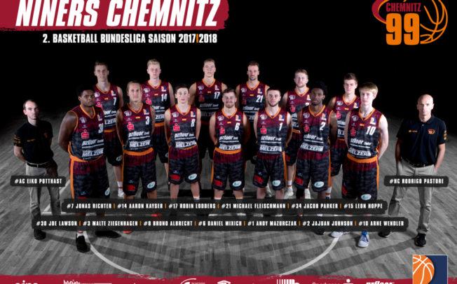 NINERS Chemnitz: Dauerkartenverkauf gestartet