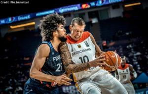 EuroBasket 2017 - Action - Deutschland - Daniel Theis