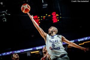 EuroBasket 2017 - Action - Griechenland - Nick Calathes
