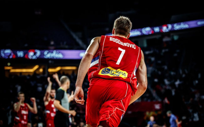 Nach Einsatz im Nationalteam – Operation bei Bogdan Bogdanovic