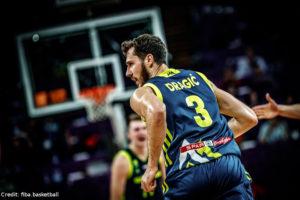 EuroBasket 2017 - Action - Slowenien - Goran Dragic