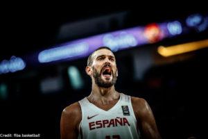EuroBasket 2017 - Action - Spanien - Marc Gasol