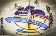 Blick auf das Zadar Basketball Tournament 2017 mit Bamberg und Bayern
