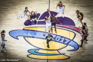 EuroBasket 2017 - Action - Sprungball
