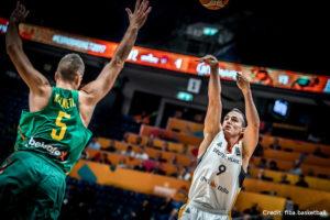 Eurobasket 2017 - Action - Deutschland - Karsten Tadda