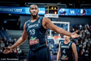 Eurobasket 2017 - Action - Frankreich - Boris Diaw