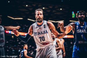 Eurobasket 2017 - Action - Italien - Luigi Datome