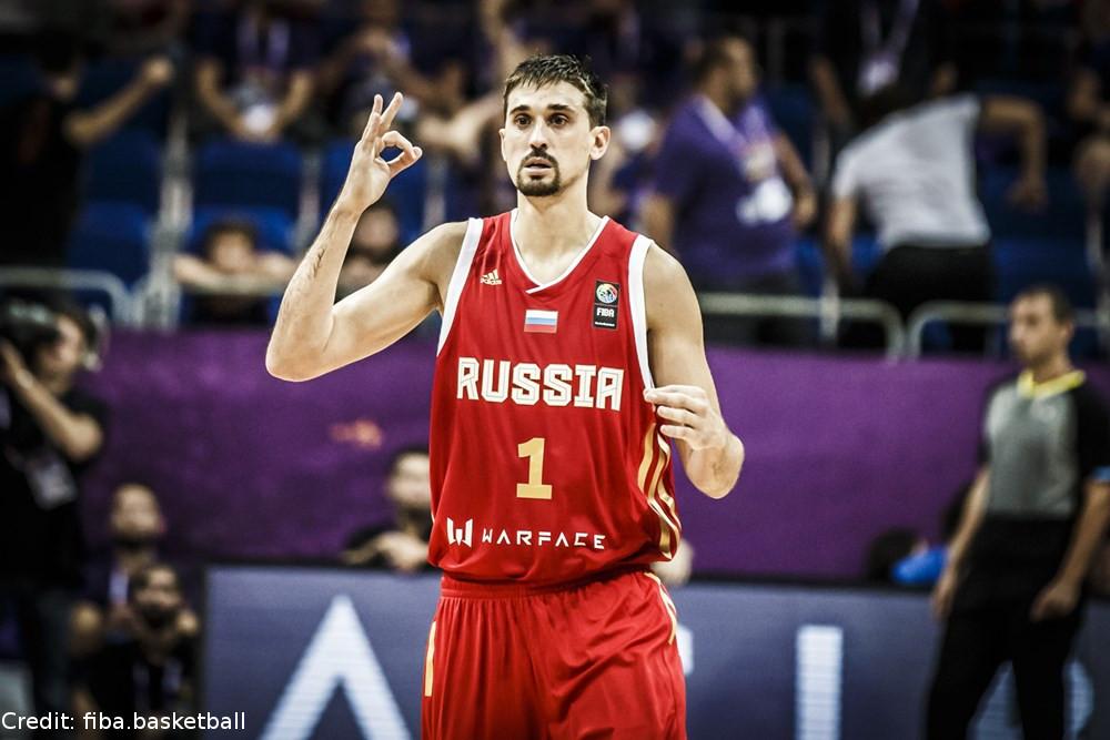 Alexey Shved lehnt NBA Angebote von verschiedenen Teams ab › BBL Profis